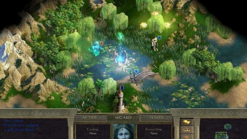 """Age of Wonders II ушла на """"золото"""""""