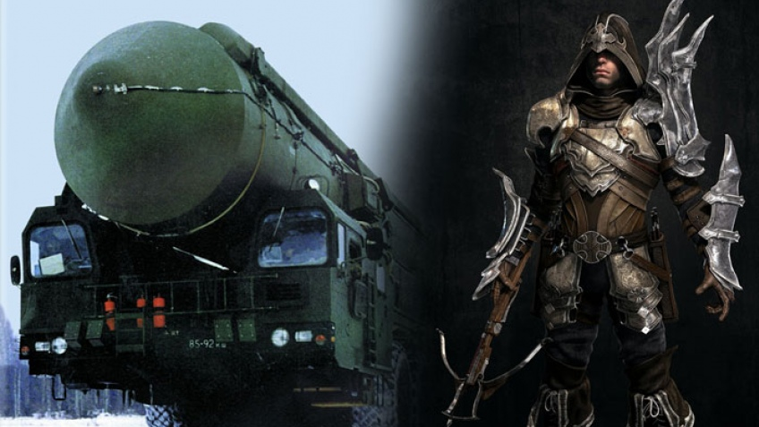 Diablo 3: меч, посох и ядерная ракета