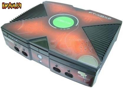 «Скромный» моддинг Xbox