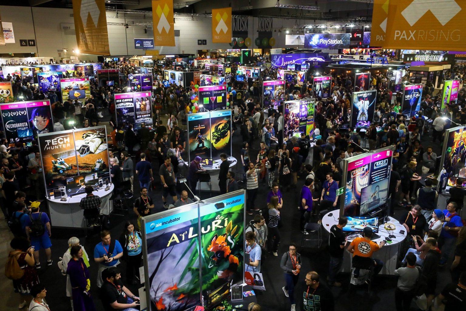 Игровую выставку PAX East 2021 «вживую» отменили — будет онлайн-мероприятие