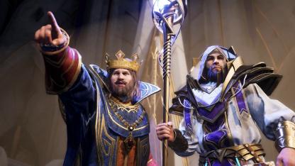 Для King's Bounty II вышел свежий хотфикс — пока только на PC