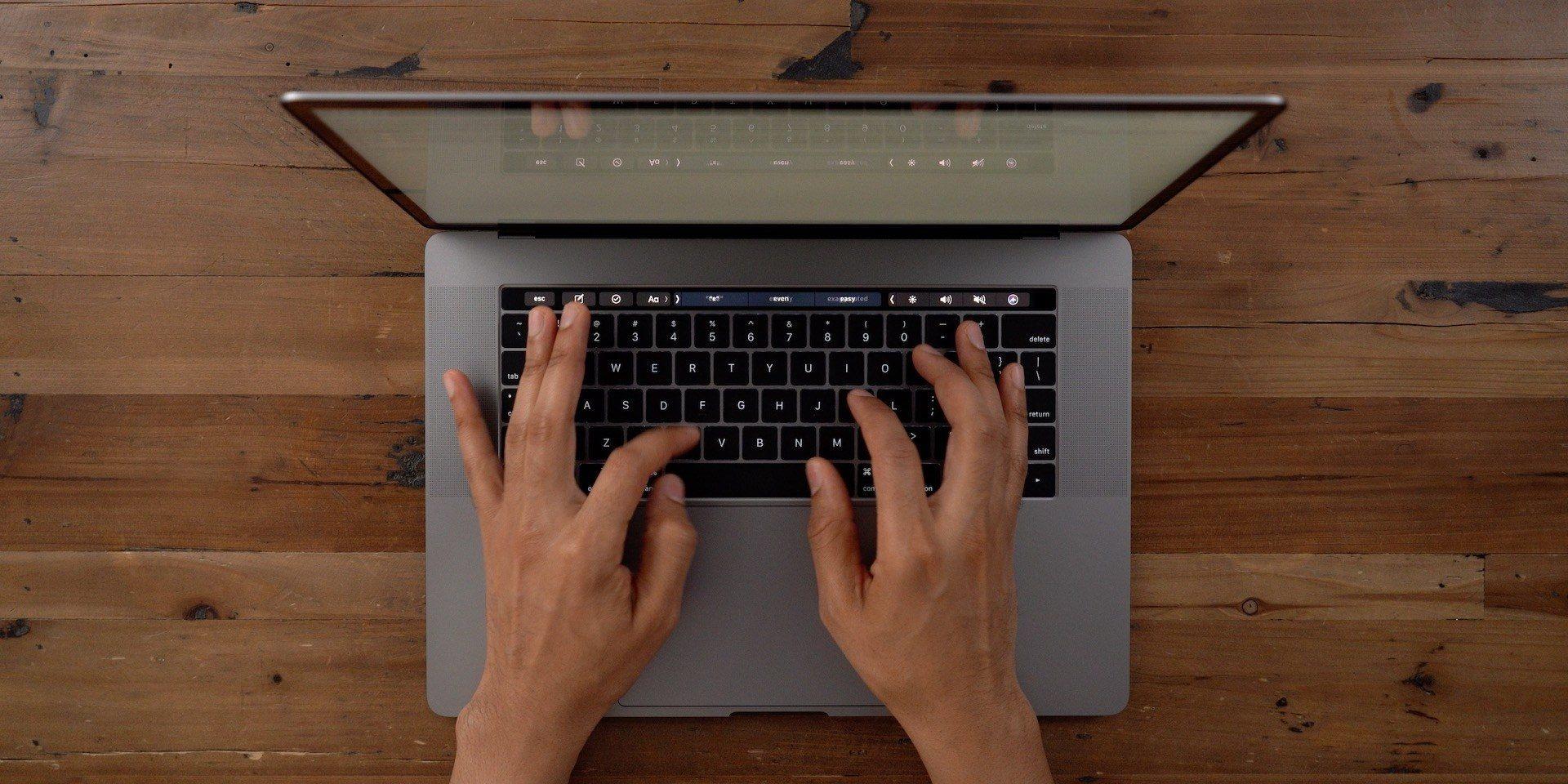 Инсайдер утверждает, что Apple откажется от клавиатур-«бабочек»