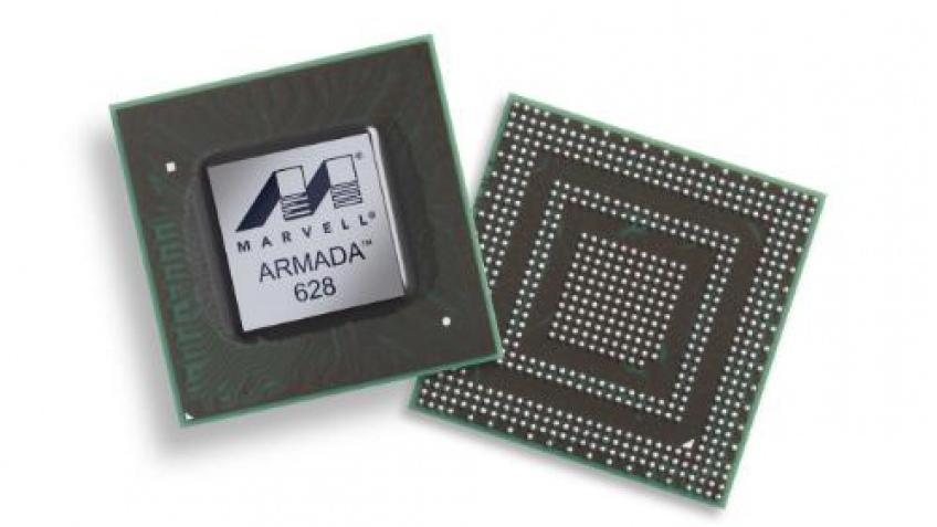Marvell готовит трехъядерный процессор для смартфонов