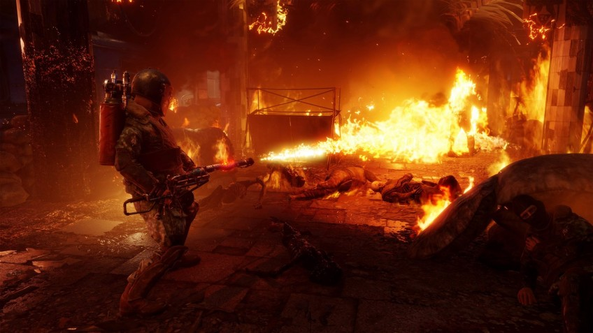 Для Metro: Exodus вышло первое сюжетное дополнение — «Два полковника»