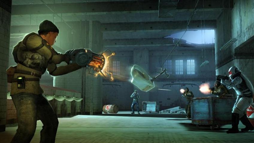 Half-Life 2 для индивидуалов