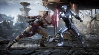 Mortal Kombat11 в четыре руки: новый трейлер посвящён Шиве