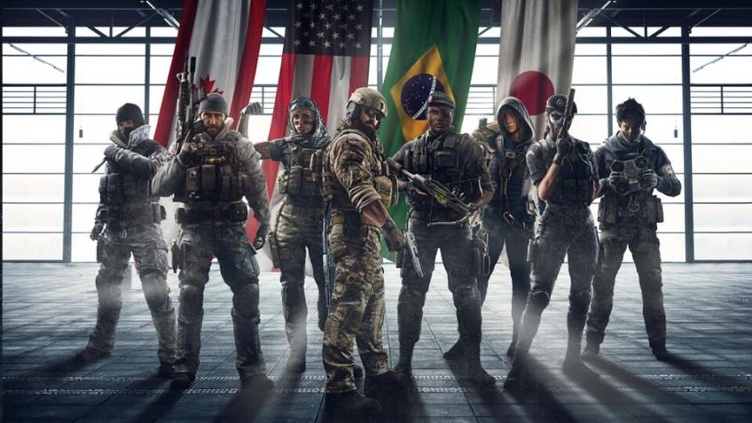 В Rainbow Six Siege на полгода снизится цена на оперативников первого года