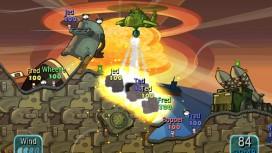 Армия червяков атакует Wii