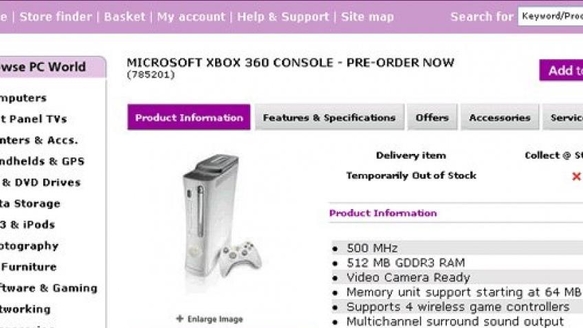 Xbox за $1500