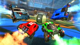 Rocket League достигла отметки в75 млн игроков за пять лет
