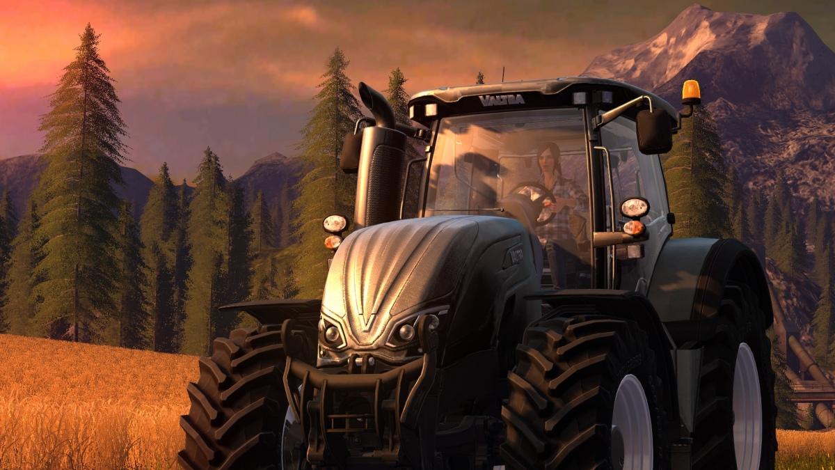 В релизном трейлере Farming Simulator17 показаны все прелести фермерства