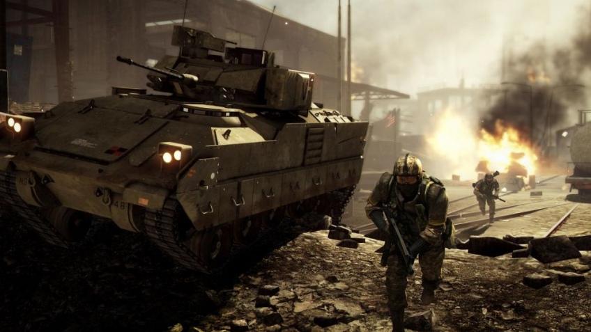 Патч для Battlefield задержат из-за забастовки