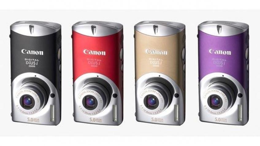 Новинка от Canon