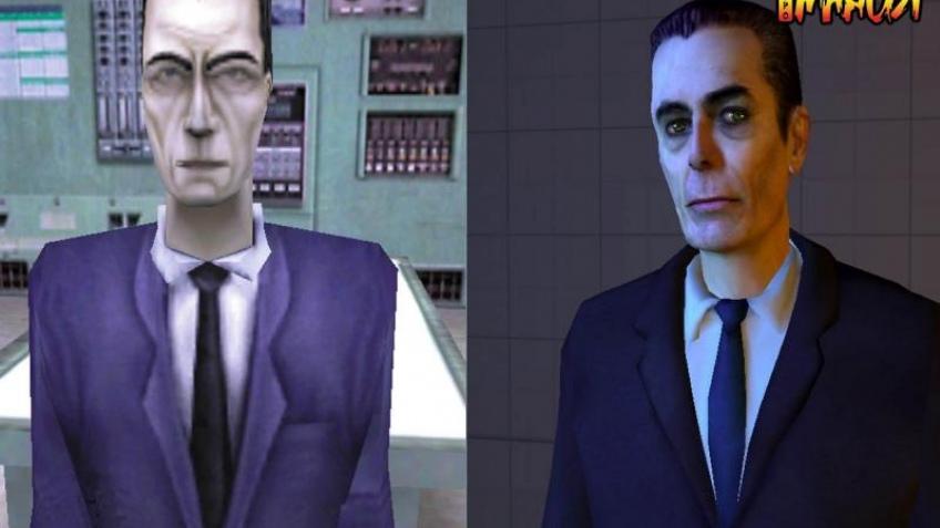 Видеолик Half-Life2
