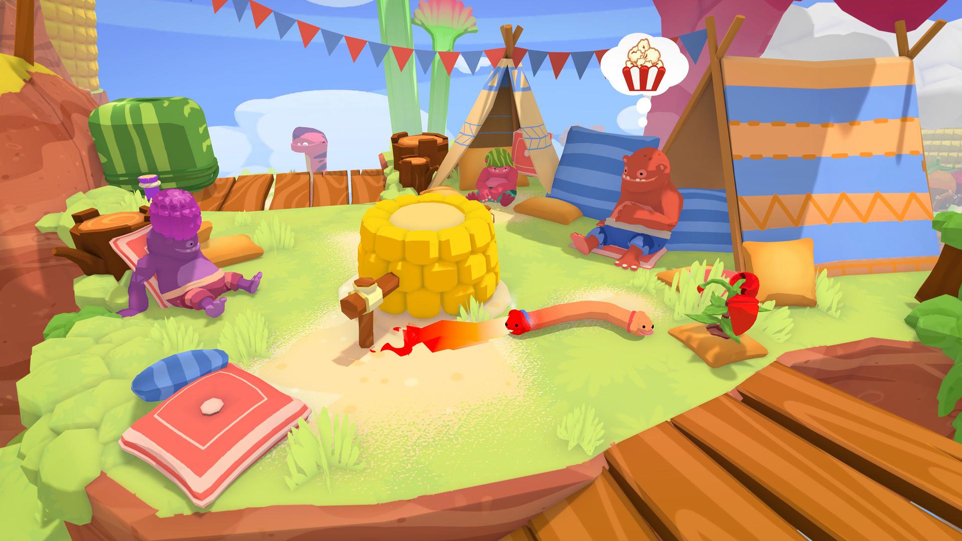 Игру с двухголовой собакой PHOGS! отложили примерно на месяц