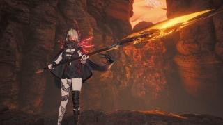 Трейлер к выходу дополнения Hellfire Knight для Code Vein