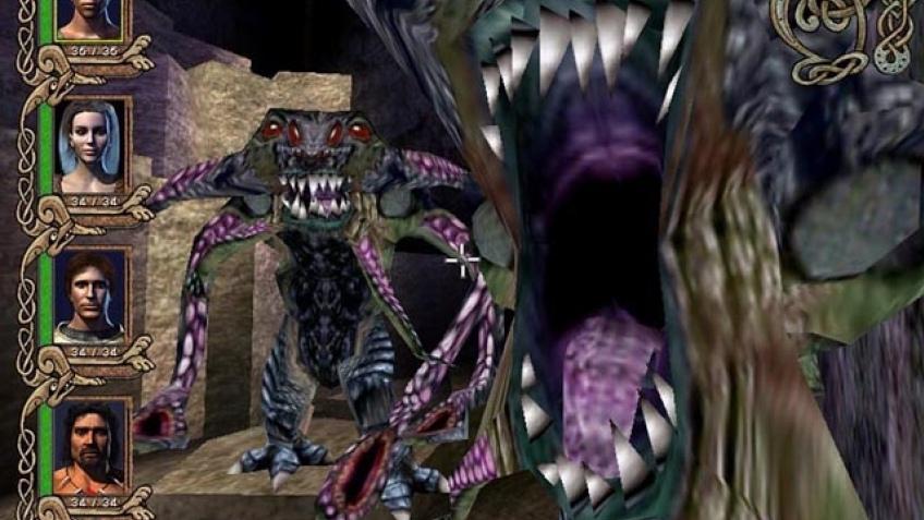 Скриншоты Might & Magic IX
