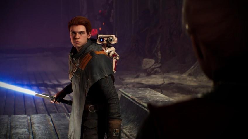 «Она вернула мне веру в игры по Star Wars»: первые отзывы критиков о Fallen Order