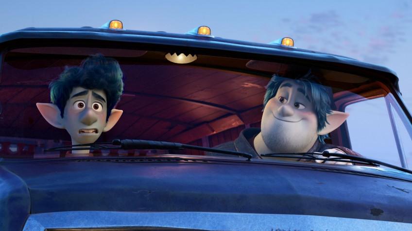 Pixar показала первый трейлер мультфильма Onward