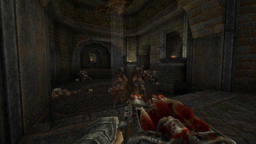 Ретро-шутер WRATH: Aeon of Ruin получил третье контентное обновление