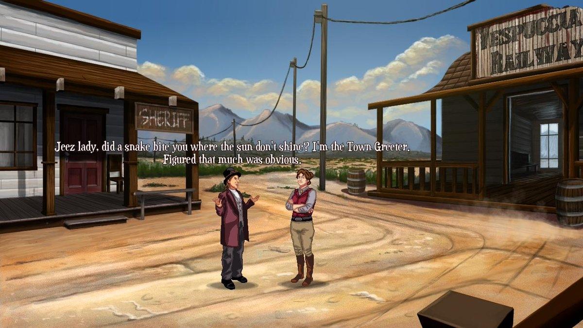 Автор Lamplight City анонсировал приключенческий вестерн Rosewater