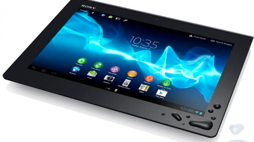 Sony готовит планшет Xperia Tablet Z