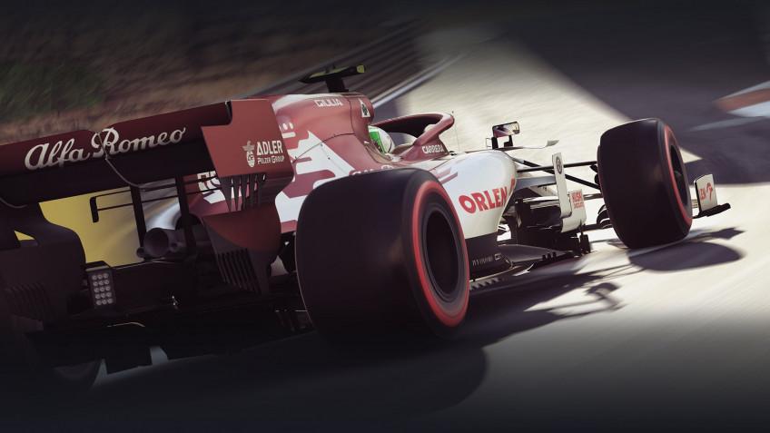 Городская трасса Баку в новом ролике F1 2020