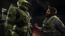 В сеть утекли кадры сериала по Halo. На них можно увидеть Мастера Чифа