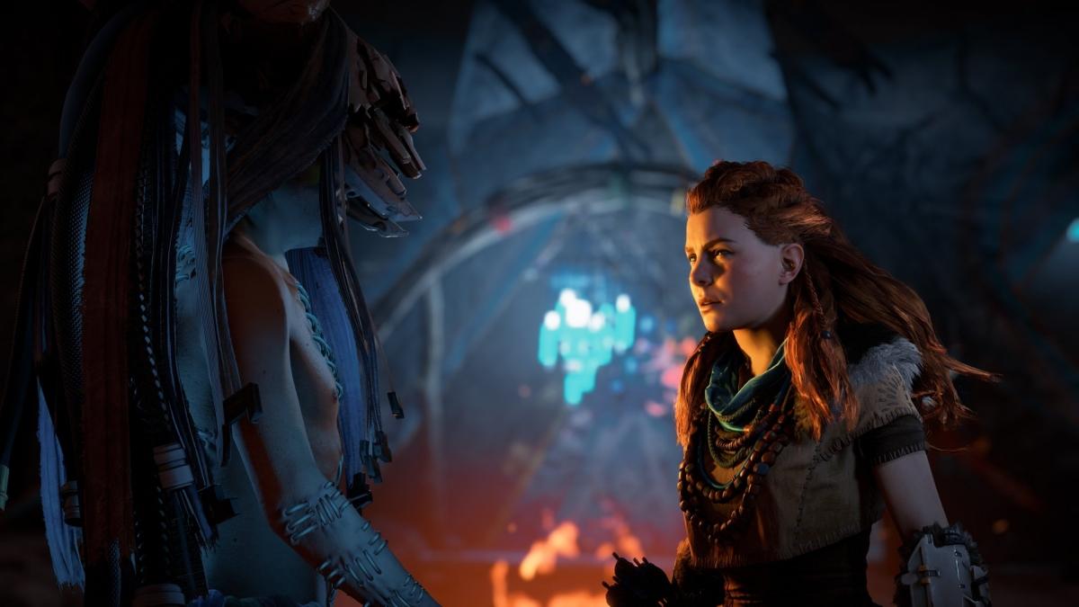 Элой хочет ответов в релизном трейлере Horizon Zero Dawn: The Frozen Wilds