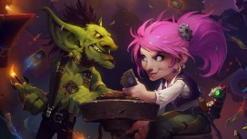 Выпущено дополнение «Гоблины и гномы» для Hearthstone: Heroes of Warcraft