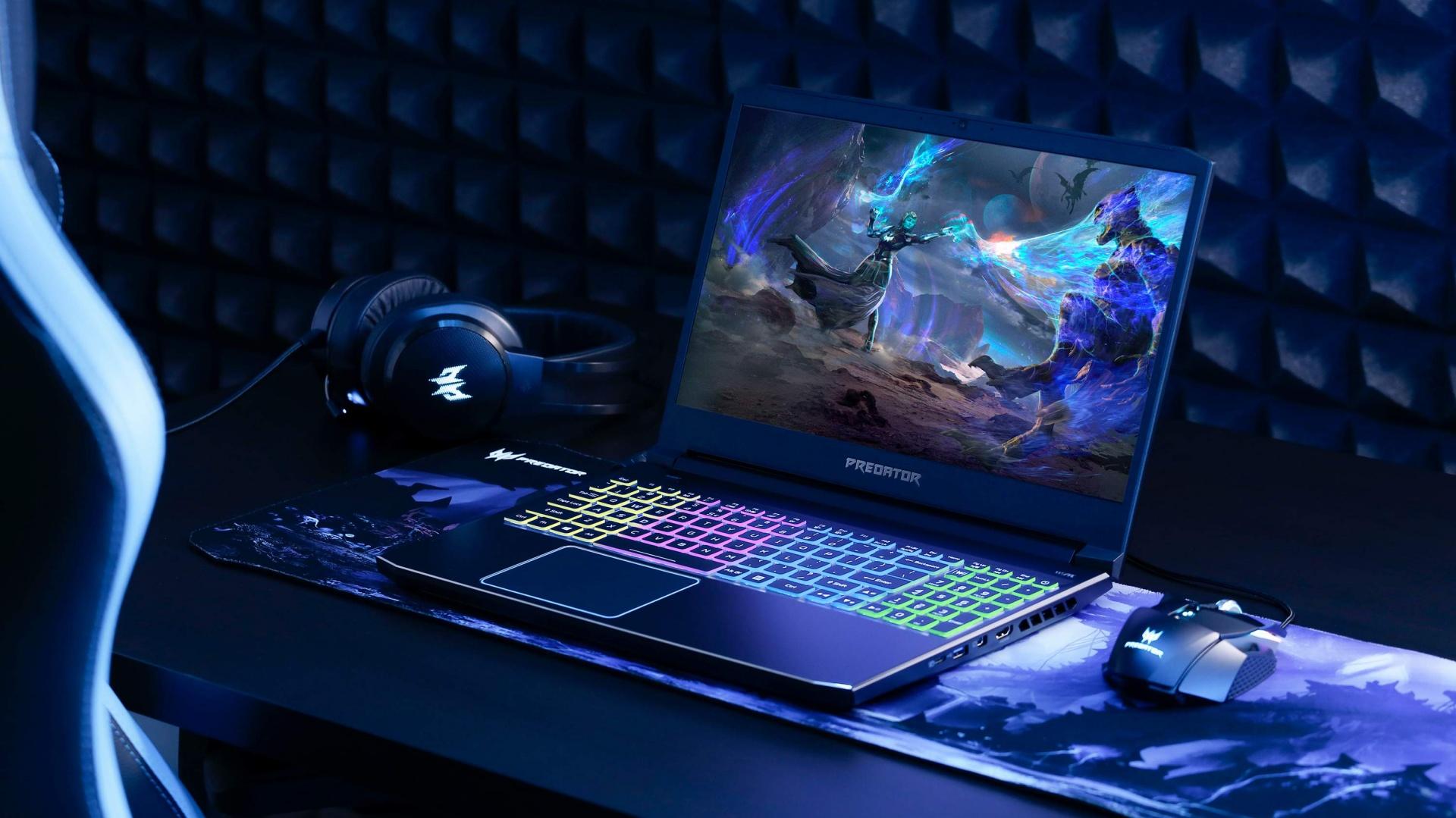 Обновлённый игровой ноутбук Predator Helios 300 поступил в продажу