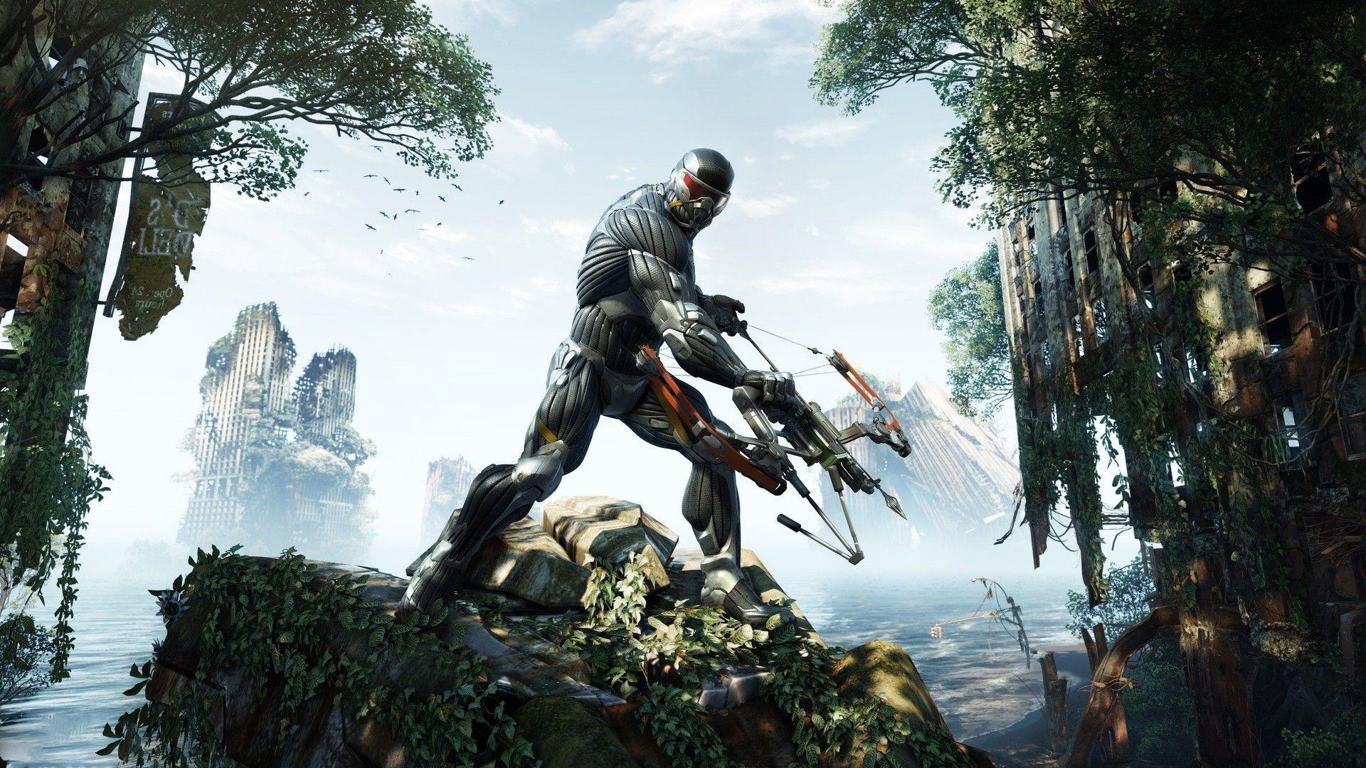 В утёкших документах Crytek упоминается королевская битва по Crysis
