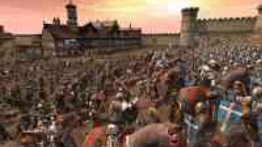 Medieval II: Total War придет с подарками