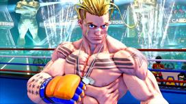 В ноябре ростер Street Fighter V: Champion Edition пополнит абсолютно новый персонаж