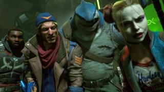 Появился первый скриншот Suicide Squad: Kill The Justice League