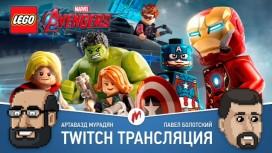 LEGO Marvel's Avengers, Half-Life2 и «Tom Clancy's Rainbow Six: Осада» в прямом эфире «Игромании»