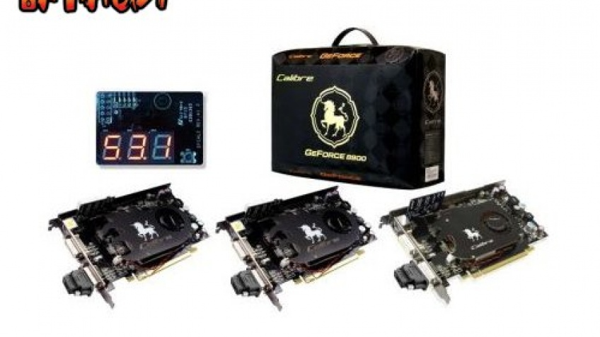 Линейка GeForce8 с HDMI