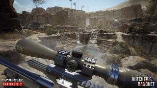 К Sniper Ghost Warrior Contracts2 выпустили DLC Butcher's Banquet