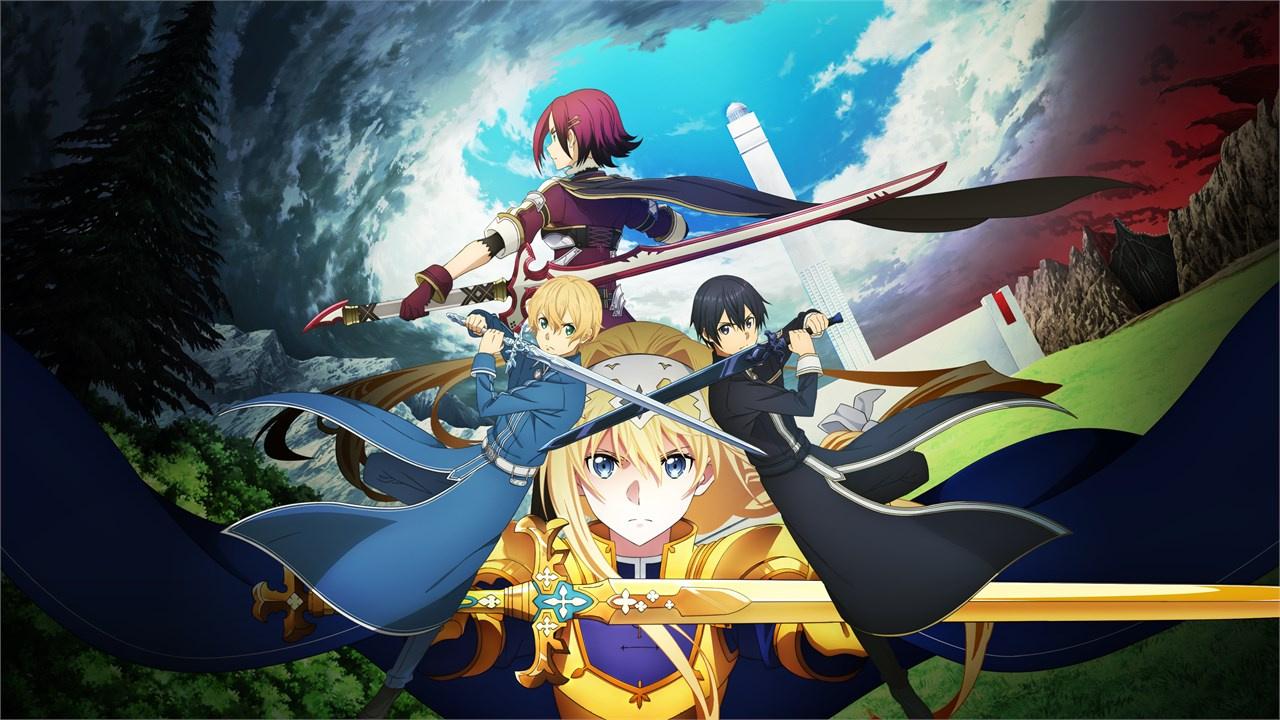 К релизу Sword Art Online Alicization Lycoris приготовили сюжетный трейлер