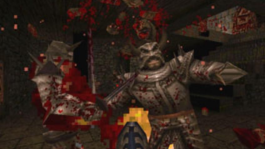 8 лет Quake