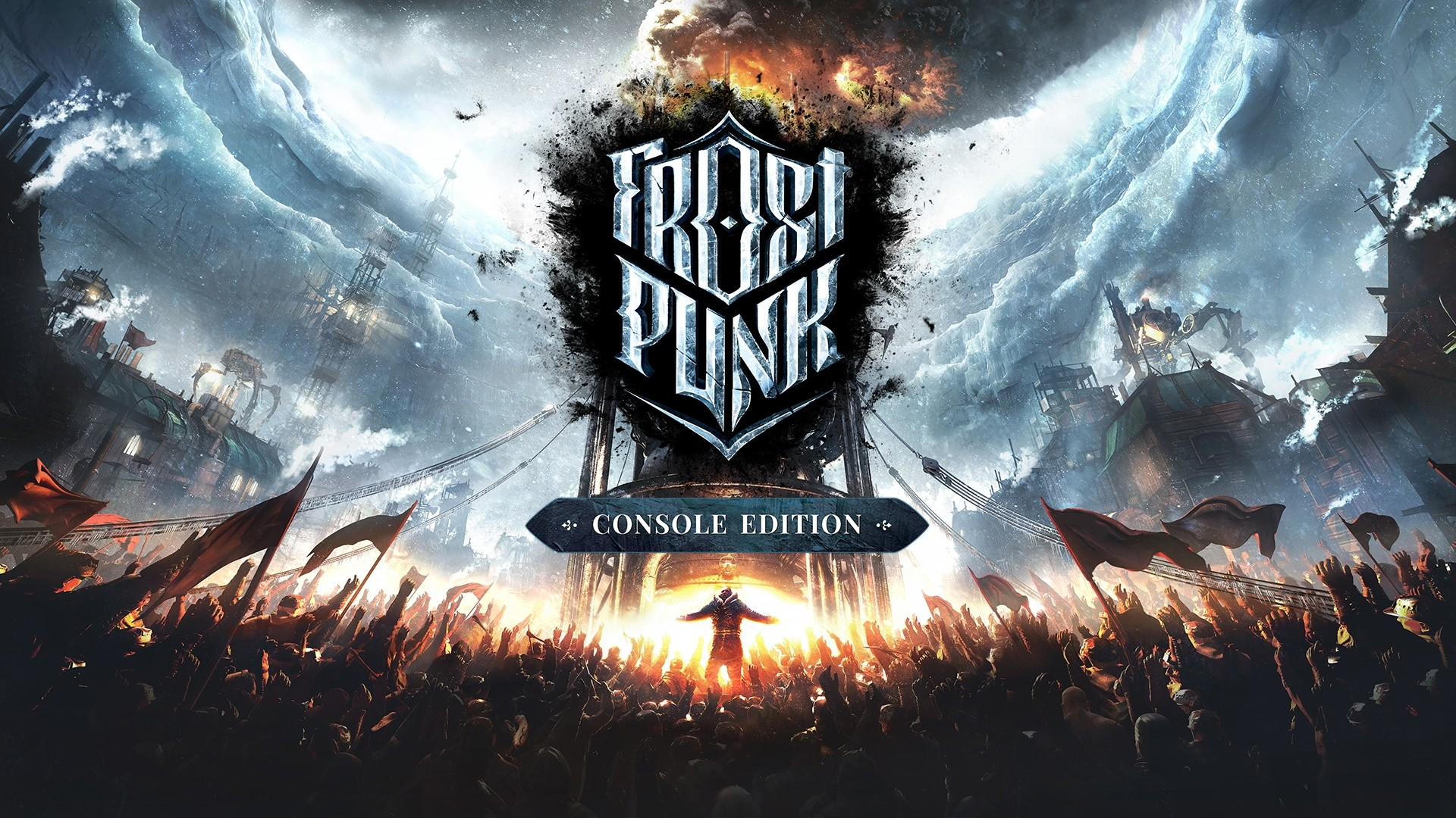 Frostpunk: Console Edition вышла на Xbox One и PlayStation4