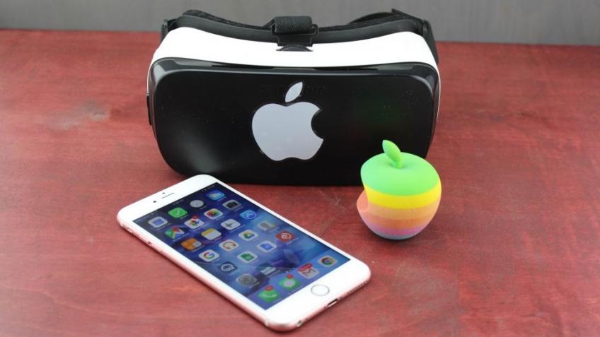 СМИ: Apple готовит мощный шлем виртуальной и дополненной реальности