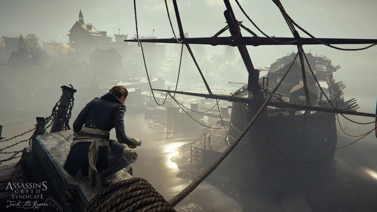 Ubisoft показала новые скриншоты из дополнения Jack the Ripper к Assassin's Creed: Syndicate