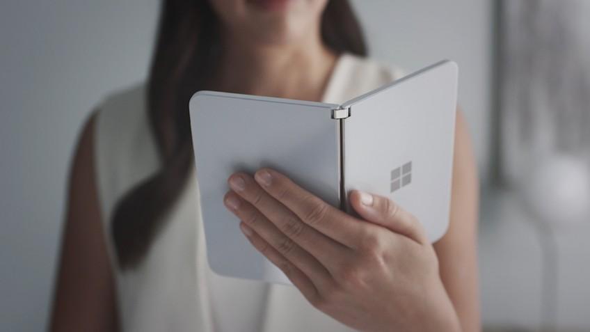 Утечка раскрыла спецификации смартфона Microsoft Surface Duo