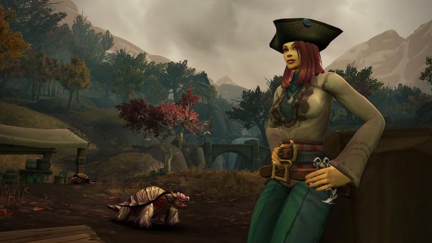 Blizzard разыгрывает ключи на бета-тестирование World of Warcraft: Battle for Azeroth