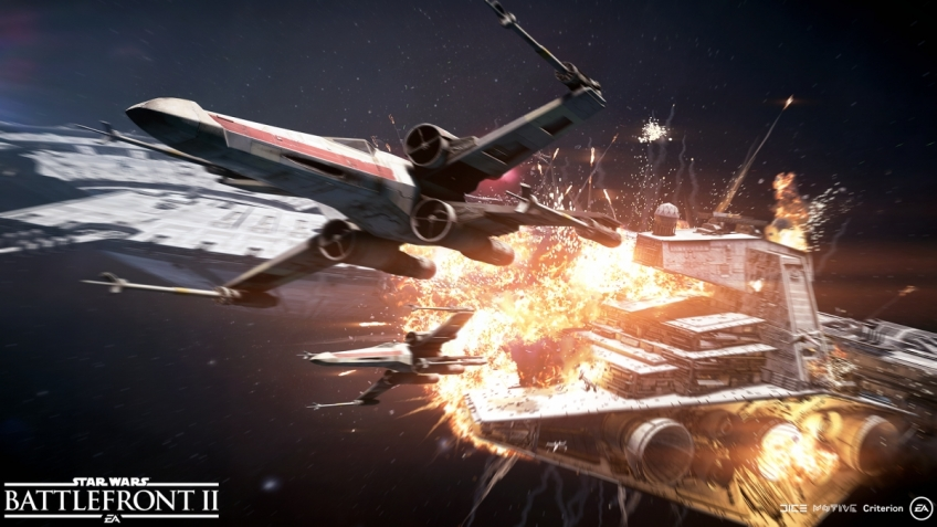 В Star Wars Battlefront 2 отключили микротранзакции (временно)