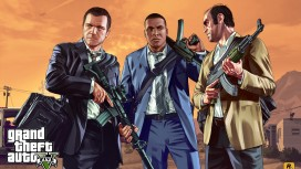 GTA5 сумела возглавить британский чарт продаж