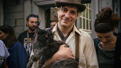«КиноПоиск» показал, как будут выглядеть герои драмы «Воланд»