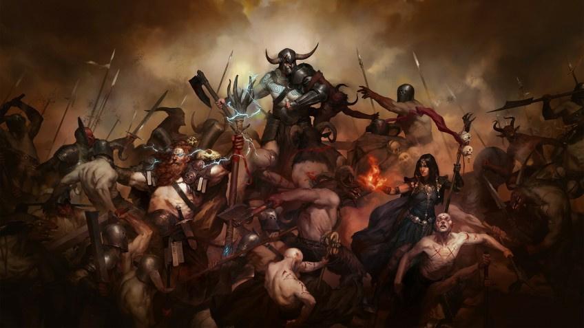 Слух: на BlizzConline анонсируют ремастер Diablo II и новый класс для Diablo IV