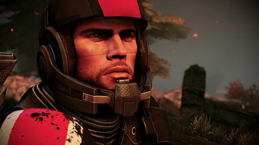 Свежий патч Mass Effect Legendary Edition не позволил сменить озвучку